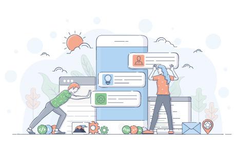 aplicación web bilbao